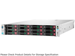 HP StoreEasy 1630 Rack Storage Server Intel Xeon E5-2407 2.2GHz 4C/4T 12GB (3x4GB) 42TB (14 x 3TB) SAS Operating System Microsoft ...