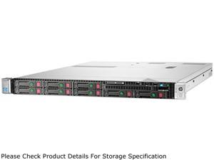 HP ProLiant DL360p Gen8 Rack Server System 2 x (Intel Xeon E5-2690 2.9GHz 8C/16T) 32GB DDR3-1600 None 742817-S01
