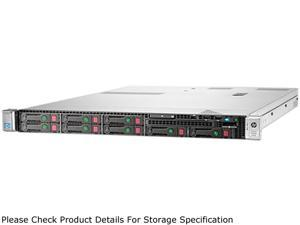 HP ProLiant DL360p Gen8 Rack Server System 2 x (Intel Xeon E5-2660 V2 2.2GHz 10C/20T) 32GB DDR3-1600 No Hard Drive (Up to ...