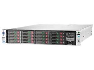 HP ProLiant DL380p Gen8 Rack Server System Intel Xeon E5-2609V2 2.5GHz 8GB DDR3-1600 734789-S01
