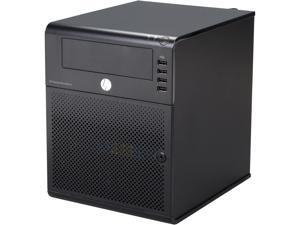 HP ProLiant MicroServer G7 N54L 1P 4GB-U Non-hot Plug SATA 150W PS Server (744900-001)