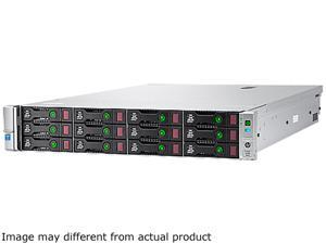 HP ProLiant DL380 Gen9 E5-2620v3 2.4 GHz 6-core 1P 16GB-R P840 / ar / 4GB 12LFF 2 x 800W PS Base Server (752688-B21)