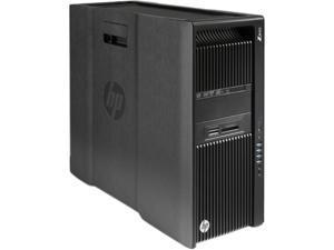 HP Z840 Workstation Mini-tower Workstation Intel Xeon E5-2620 v3 2.40 GHz 8GB DDR4-2133/PC4-17000 1TB SATA 7200 RPM Windows 7 Professional Upgradable to Windows 8.1 Pro K7P10UT