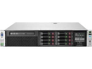 HP ProLiant DL385p Gen8 Rack-mountable Server System AMD Third-Generation Opteron 6344 2.6 GHz (3.2 GHz) 8GB DDR3 No Hard Drive F0B21A
