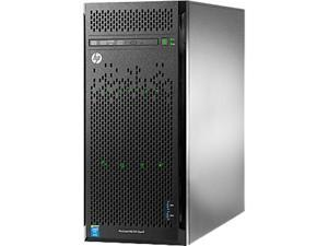 HP ProLiant ML110 G9 4.5U Tower Server - 1 x Intel Xeon E5-1603 v3 Quad-core (4 Core) 2.80 GHz 821785-P01
