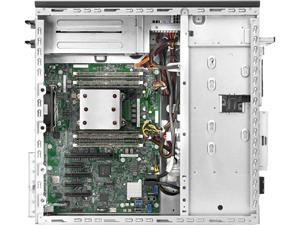 HP ProLiant ML110 G9 4.5U Tower Server - 1 x Intel Xeon E5-1620 v3 Quad-core (4 Core) 3.50 GHz