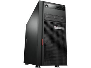 Lenovo ThinkServer TS440 70AQ001JUX 5U Tower Server - 1 x Intel Xeon E3-1226 v3 Quad-core (4 Core) 3.30 GHz