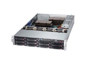 Supermicro SuperServer 6027AX-TRF-HFT1 2U Rack Server - Intel Xeon 3.10 GHz