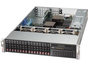 SUPERMICRO Tower/Rack-mountable Server 2-way SYS-2027R-N3RFT+
