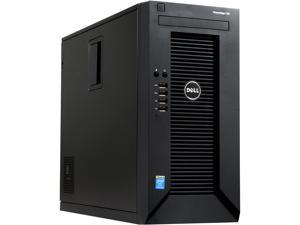 Dell PowerEdge T20 Mini-tower Server System Intel Pentium G3220, 4GB Memory