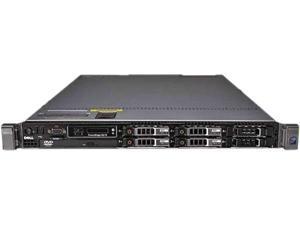 "DELL PowerEdge R610 Server 2 x Xeon L5520 2.26Ghz 8GB (4 x 2GB) ECC REG DDR3-1066 4x 146gb 10k SAS 2.5"" RCDER610-N24"