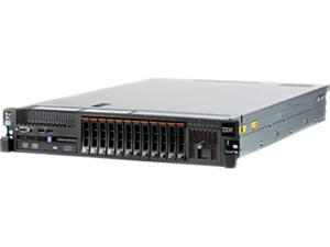 IBM x3750 M4 Rack Server System 2 x Intel Xeon E5-4640 2.4GHz 8C/16T 16GB No Hard Drive 8722C1U