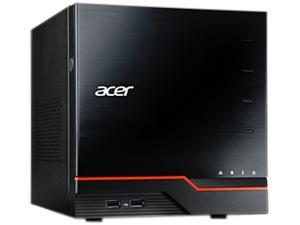 acer AC100 Micro Tower Server System Intel Core i3 4GB