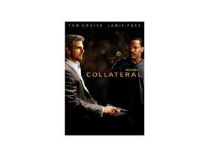 Collateral Tom Cruise, Jamie Foxx, Jada Pinkett Smith, Mark Ruffalo, Peter Berg, Javier Bardem, Bruce McGill, Irma P. Hall, Richard T. Jones, Barry Shabaka Henley