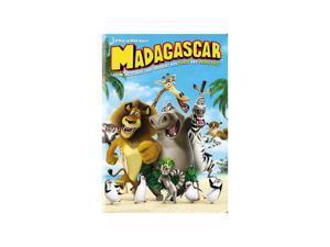 Madagascar Ben Stiller (voice), Chris Rock (voice), Jada Pinkett Smith (voice), David Schwimmer (voice), Andy Richter (voice), Cedric The Entertainer (voice), Sacha Baron Cohen (voice)