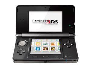 Nintendo 3DS Hardware Cosmo Black