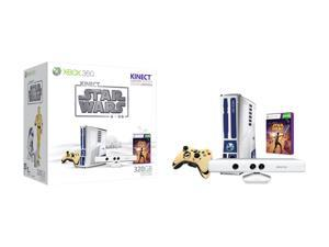Microsoft XBOX 360 Limited Edition Kinect Star Wars Bundle