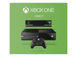 Xbox One 500GB Console with Kinect