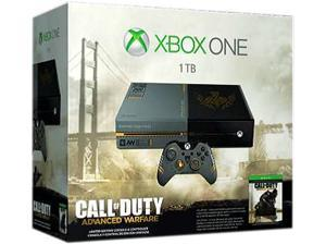 Xbox One Call of Duty: Advanced Warfare 1TB Bundle