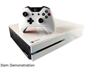 Microsoft Xbox One Console Xbox One White Console Sunset Overdrive