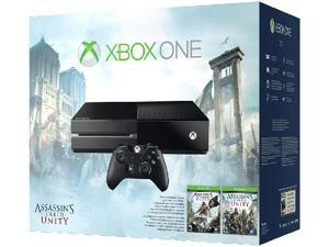 Microsoft Xbox One Console Assassin's Creed: Unity Bundle