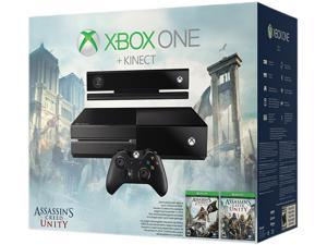 Microsoft Xbox One Console Kinect Assassin's Creed: Unity Bundle