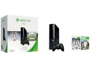 Microsoft XBox 360 500 GB Black