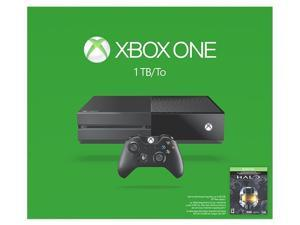 Microsoft Xbox One Halo: The Master Chief Collection 1 TB Bundle Black