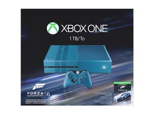 Xbox One 1TB Forza Motorsport 6 Limited Edition Console Bundle