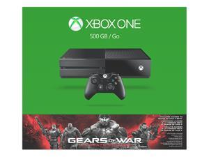 Microsoft Xbox One Gears of War: Ultimate Edition 500GB Bundle Black