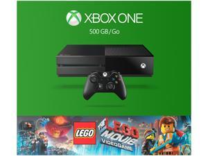 Microsoft Xbox One: Lego the Movie 500GB Bundle Black