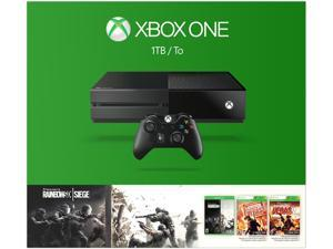 Xbox One 1TB Tom Clancy's Rainbow Six Siege Console Bundle