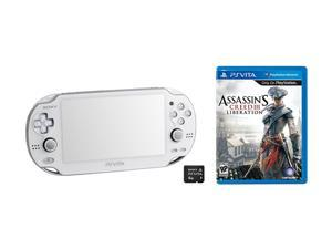 SONY PS Vita Wi-Fi Assassin's Creed III Liberation Bundle