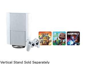 SONY Playstation 3 PSN+ Bundle 500 GB White