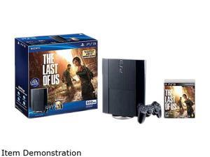 PlayStation 3 500GB w/ Last of Us