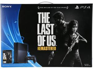 PlayStation 4 Last of Us Bundle