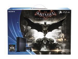 PlayStation 4 Console - Batman: Arkham Knight 500GB Bundle