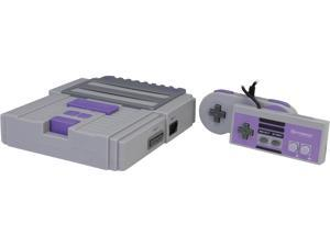 Hyperkin SNES/NES RetroN 2 Gaming Console (Gray)