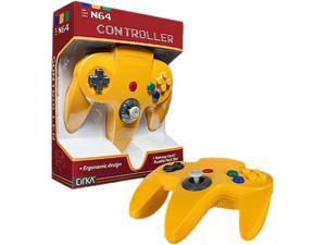 Cirka Cirka N64 Controller M05786-YE Yellow