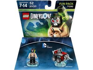 Warner Brothers LEGO Dimensions Fun Pack DC Comics-Bane