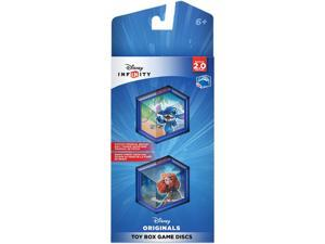 Disney INFINITY: Disney Originals (2.0 Edition) Toy Box Game Disc Pack