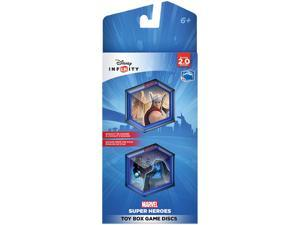 Disney INFINITY: Marvel Super Heroes (2.0 Edition) Toy Box Game Disc Pack