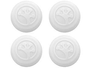 Grip-iT Clear Analog Stick Covers Thumb Grips for Xbox 360, Xbox One, PS3 and PS4, 4Pack TJ8214 Clear