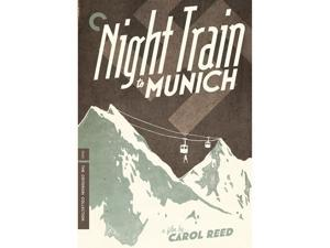 Night Train To Munich Margaret Lockwood, Rex Harrison, Paul Henreid, Basil Radford, Naunton Wayne, James Harcourt, Felix Aylmer, Wyndham Goldie, Roland Culver, Eliot Makeham