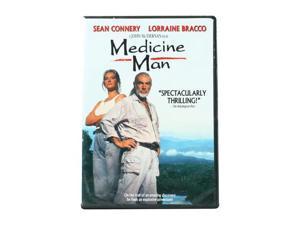Medicine Man (1992) / DVD Sean Connery, Lorraine Bracco, José Wilker, Rodolfo De Alexandre, Francisco Tsiren Tsere Rereme