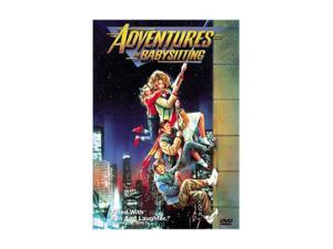 Adventures in Babysitting (1987 / DVD) Elisabeth Shue, Maia Brewton, Keith Coogan, Anthony Rapp, Calvin Levels