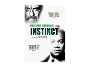 Instinct (1999 / DVD) Anthony Hopkins, Cuba Gooding Jr., Donald Sutherland, Maura Tierney, George Dzundza