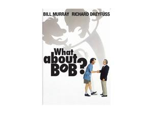 What about Bob? (1991 / DVD) Bill Murray, Richard Dreyfuss, Julie Hagerty, Charlie Korsmo, Kathryn Erbe