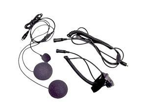 MIDLAND AVP-H2 Speaker Microphone for Motorcycle Helmet