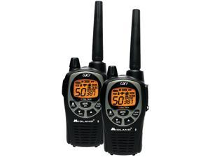MIDLAND GXT1000VP4 50-Channel 36-Mile Waterproof 2-Way GMRS Radio (Pair)
